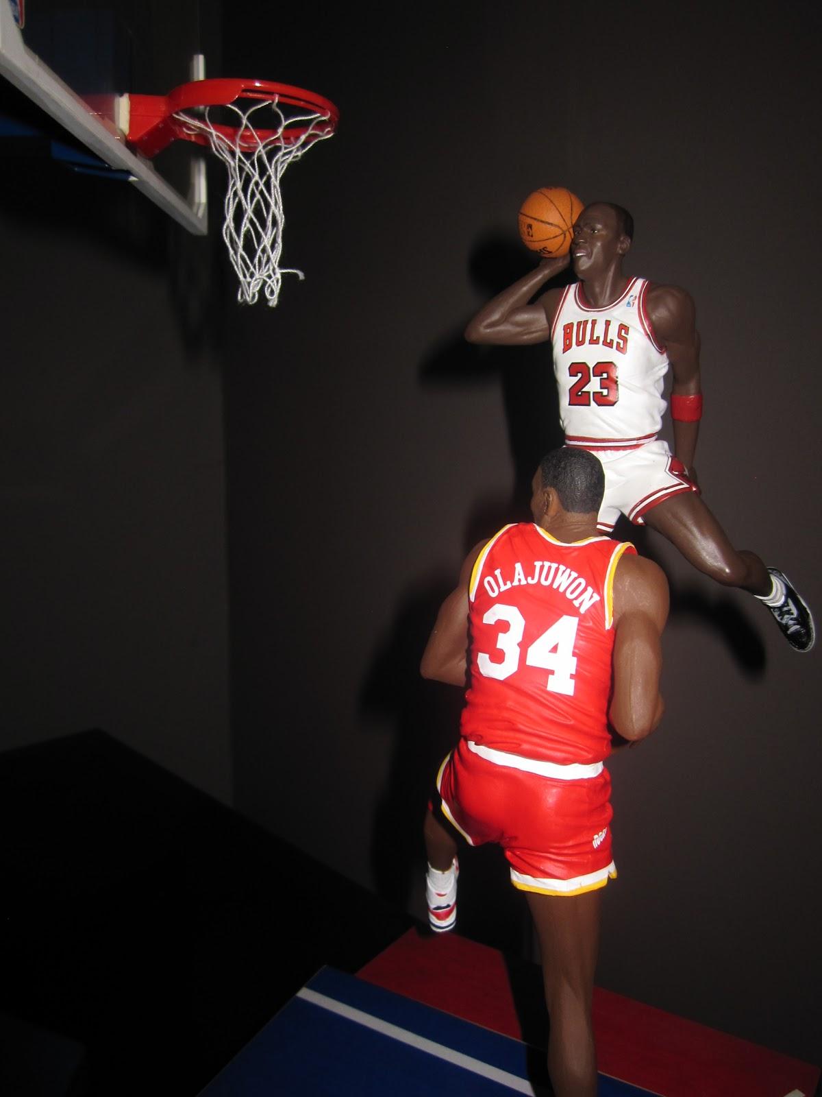 Michael Jordan At 50 A Tribute Action Figure Planet