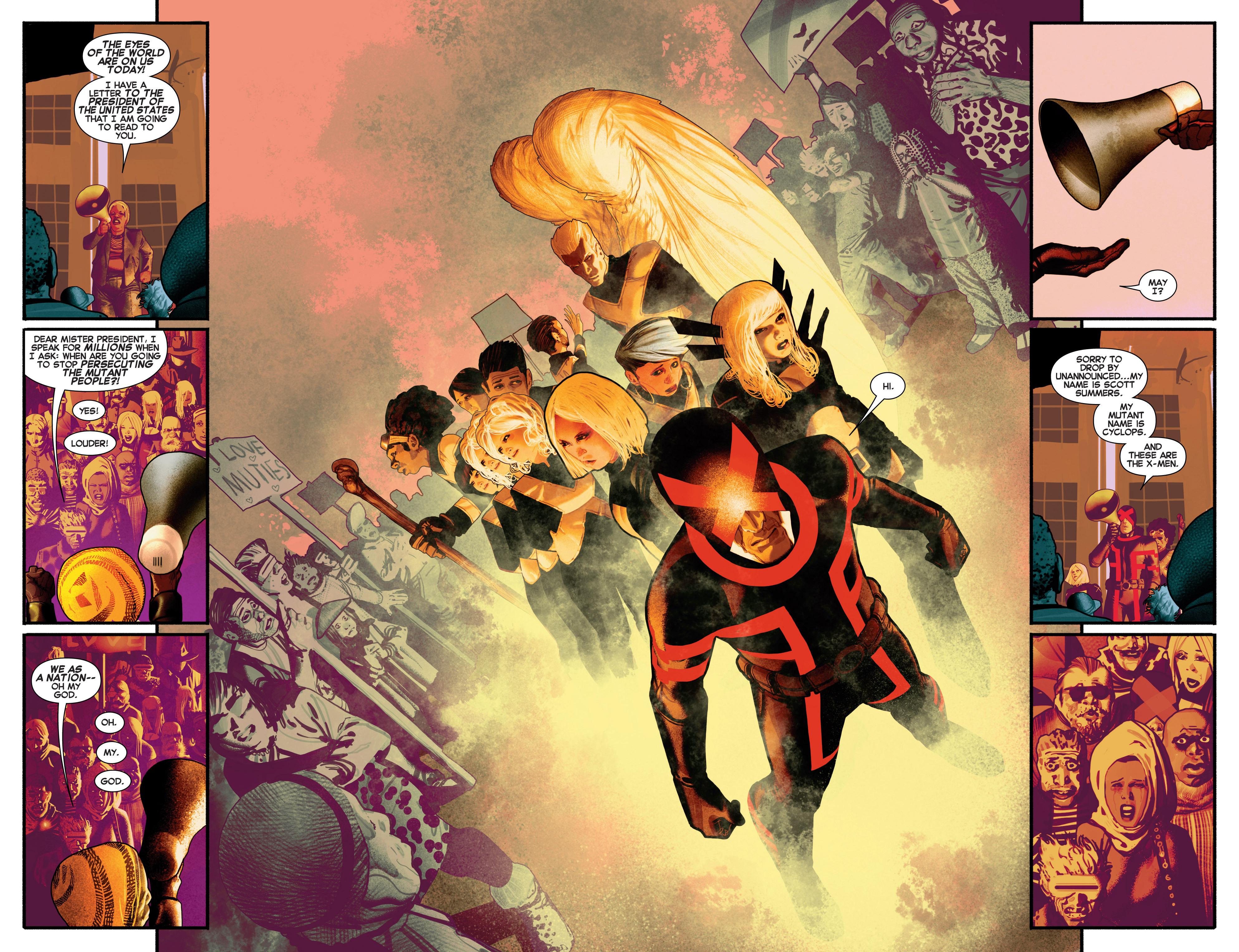 Read online Uncanny X-Men (2013) comic -  Issue # _TPB 2 - Broken - 93