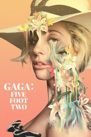 Poster Gaga: Five Foot Two 2017