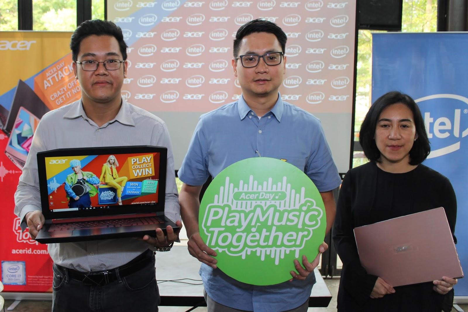 Acer Day 2018 di Kota Bandung