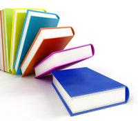 Renkli kitaplar, kitap