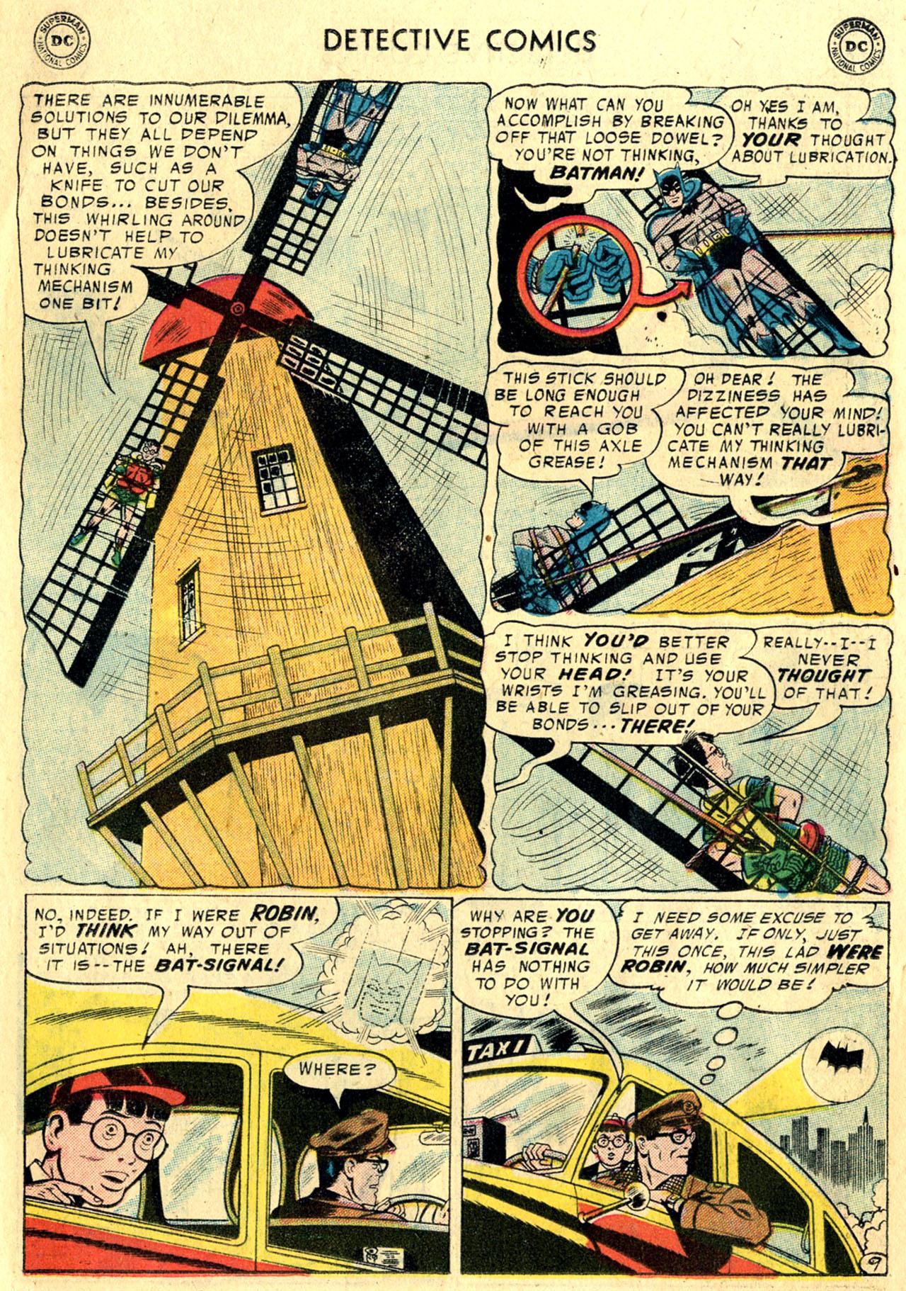 Detective Comics (1937) 237 Page 10