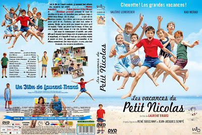 Les Vacances du Petit Nicolas / Nicholas on Holiday. 2014.