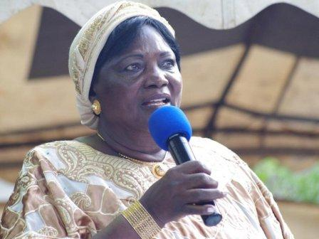 Mama Ngina Kenyatta