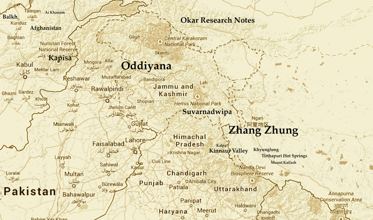 Shams-i-bala and The Historical Shambhala Kingdom: Chitral ...