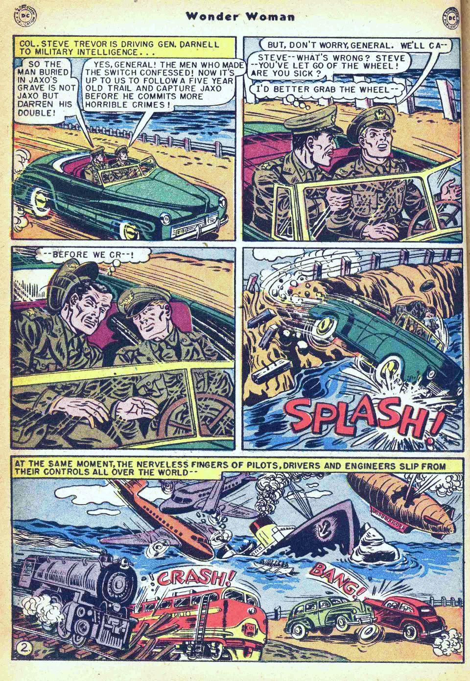 Read online Wonder Woman (1942) comic -  Issue #35 - 18