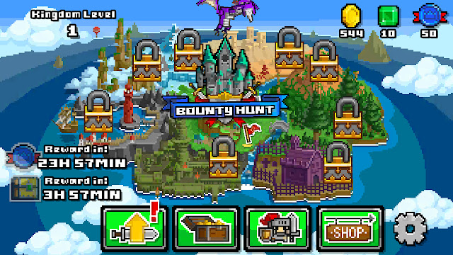Combo Quest 2 MOD APK unlimited money