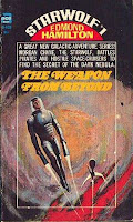 Retro Reviews: The Weapon From Beyond by Edmond Hamilton