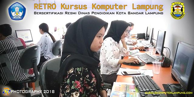 Kursus komputer lampung 2018