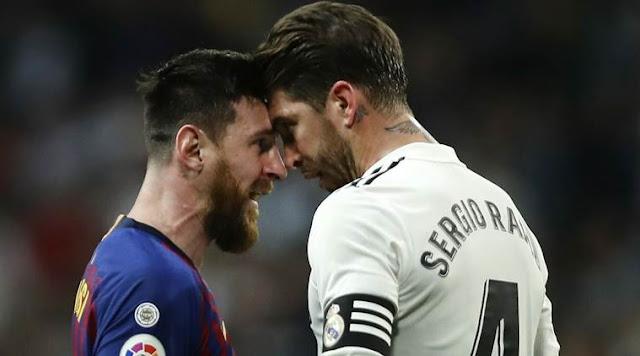 Real Madrid 0 - 1  FC Barcelona