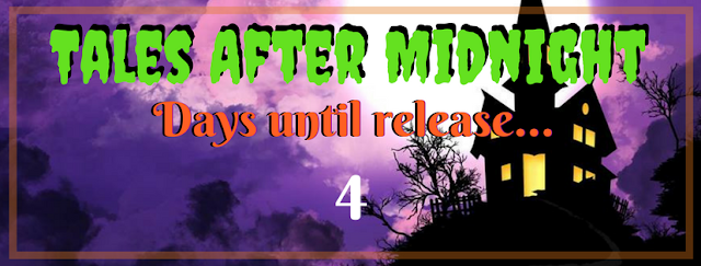 [Release Countdown] TREPIDITY by SJ Hermann @Writing_Novel #TalesAfterMidnight @PublishingWild