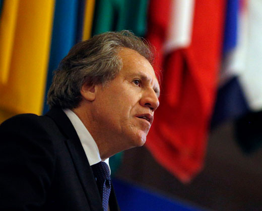 """""""Solo serás libre cuando tu pueblo lo sea"""", Almagro envía carta a Leopoldo"""