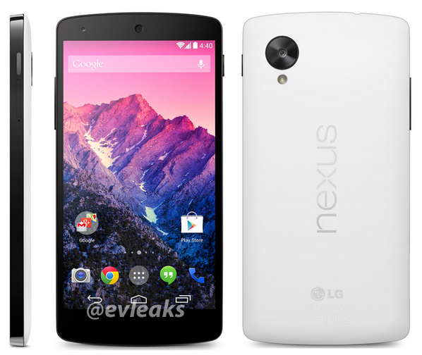 What To Expect From The New Nexus 5?