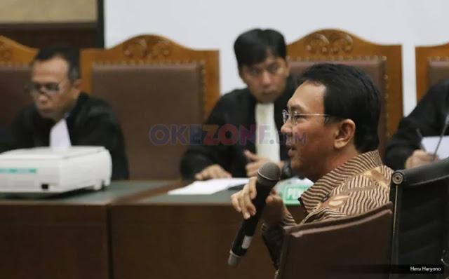 Hari Ini, PN Jakut Gelar Sidang Pemeriksaan Berkas PK Ahok