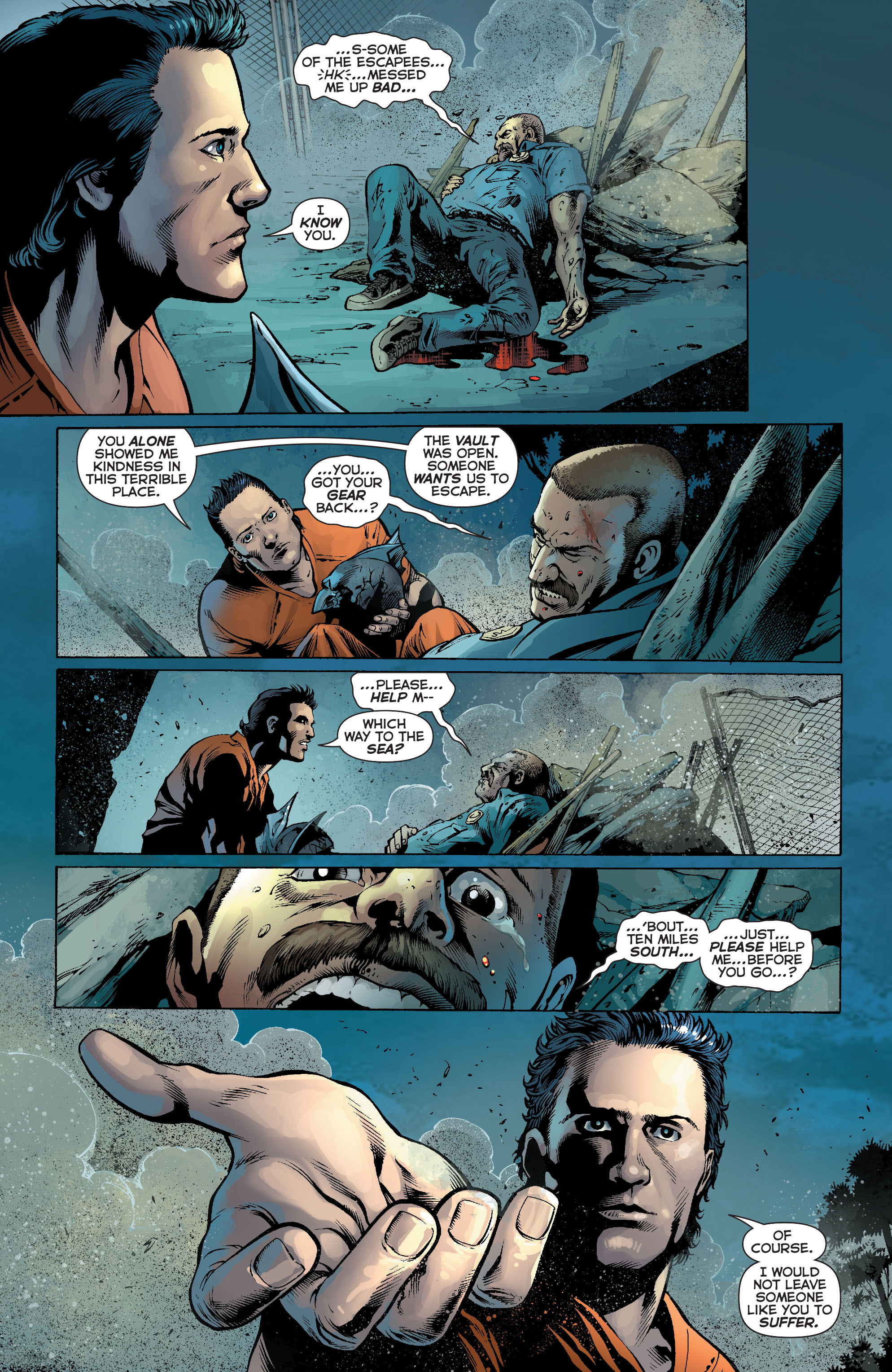 Read online Aquaman (2011) comic -  Issue #23.2 - 9