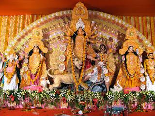 दुर्गा पूजा-Essay On Durga Pooja-हिन्दी निबंध – Essay in Hindi