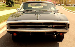 1970 Dodge Charger RT Hemi Front Picture