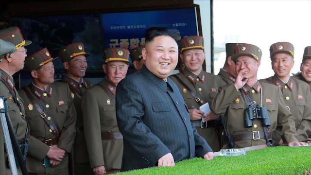 """Pyongyang: """"Ataque de EEUU se volverá en su contra como bumerán"""""""