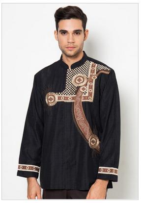Beragam Aneka Macam Gambar Model Busana Muslim Pria Modern 2015