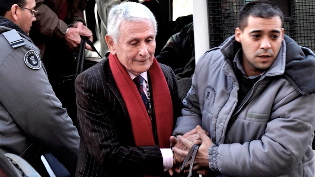 Casación ratificó el rechazo del arresto domiciliario de Etchecolatz