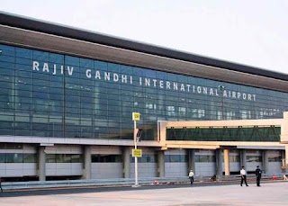Hyderabad International Airport gets World no. 1 Airport award