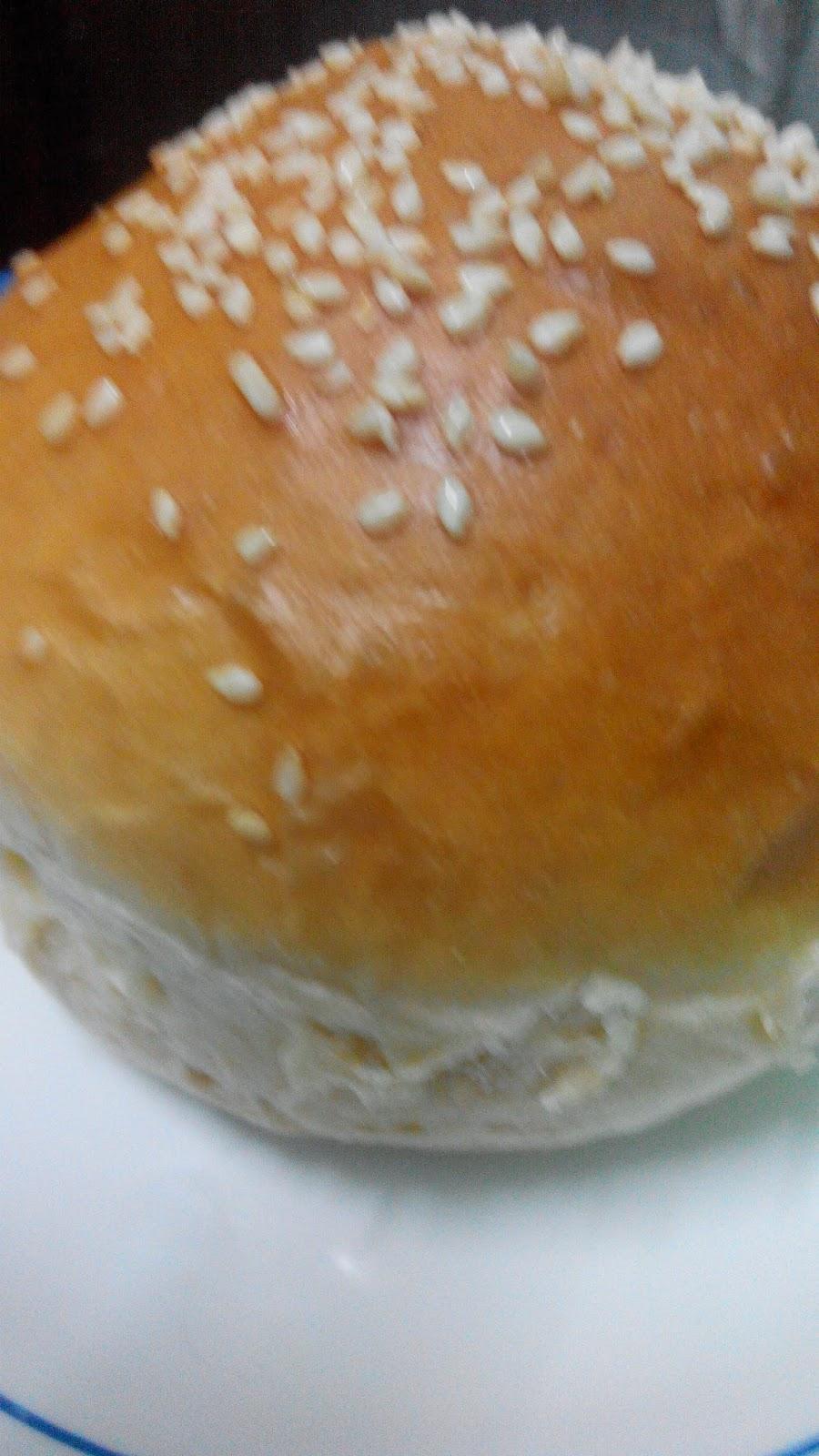 Cara Membuat Roti Burger : membuat, burger, Dunia, Masakan, HOMEMADE, BURGER.