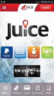 Paypal MCB Juice Mauritius