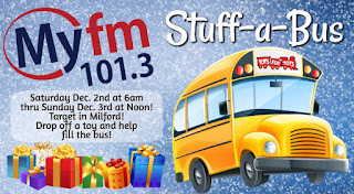 MyFM's Stuff-a-Bus - Dec 2-3