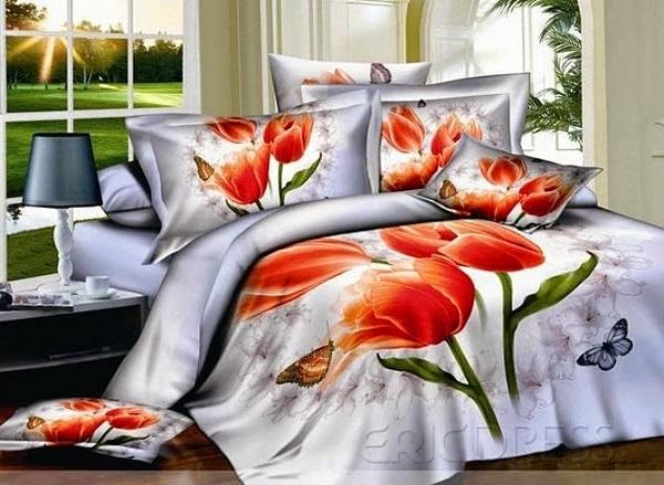 Flowers Bed Covers 4