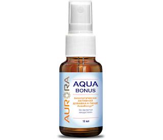 Что такое Aurora и вода Aqua Bonus (Пограничная вода)