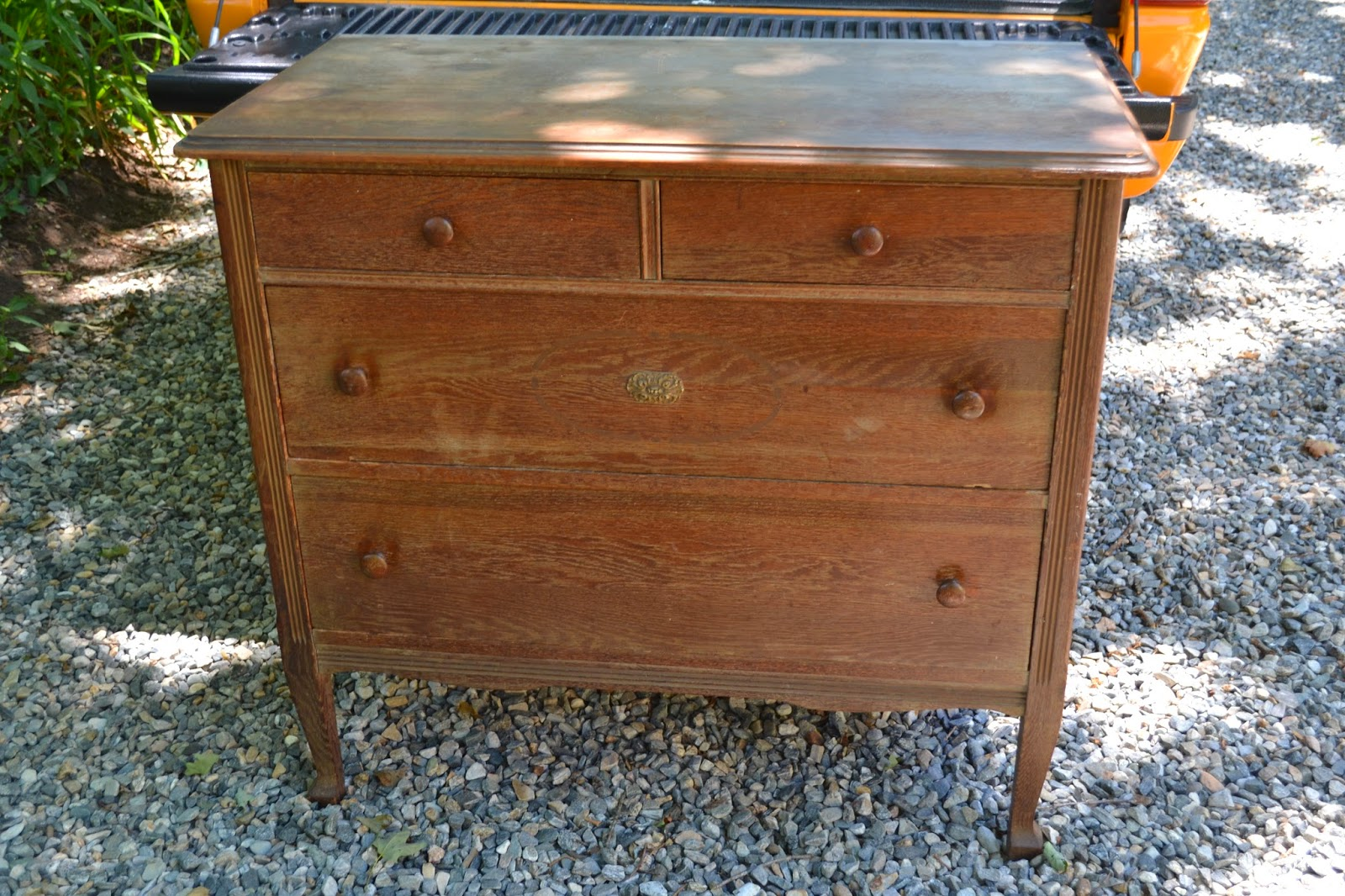 Turn A Dresser Into A Kitchen Island: Heir And Space: Antique Dresser Turned Cottage Kitchen Island