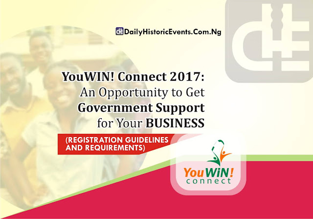 YouWIN! Connect 2017 - Registration Guidelines and Requirements