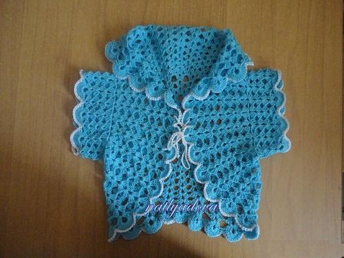Free Crochet Patterns And Video Tutorials Crochet Bolero Shrug And