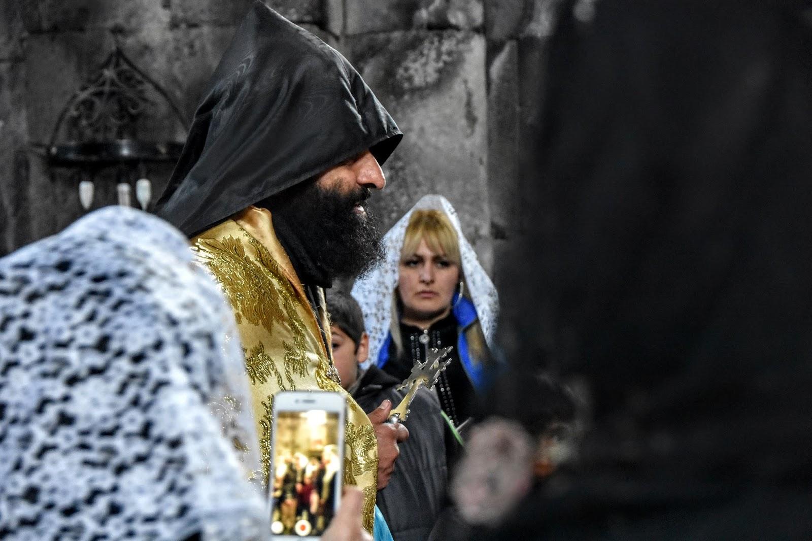 Տաթևի վանք (Tat'evi vank', Tatev Monastery), Հայաստան (Hajastạn, Armenia)