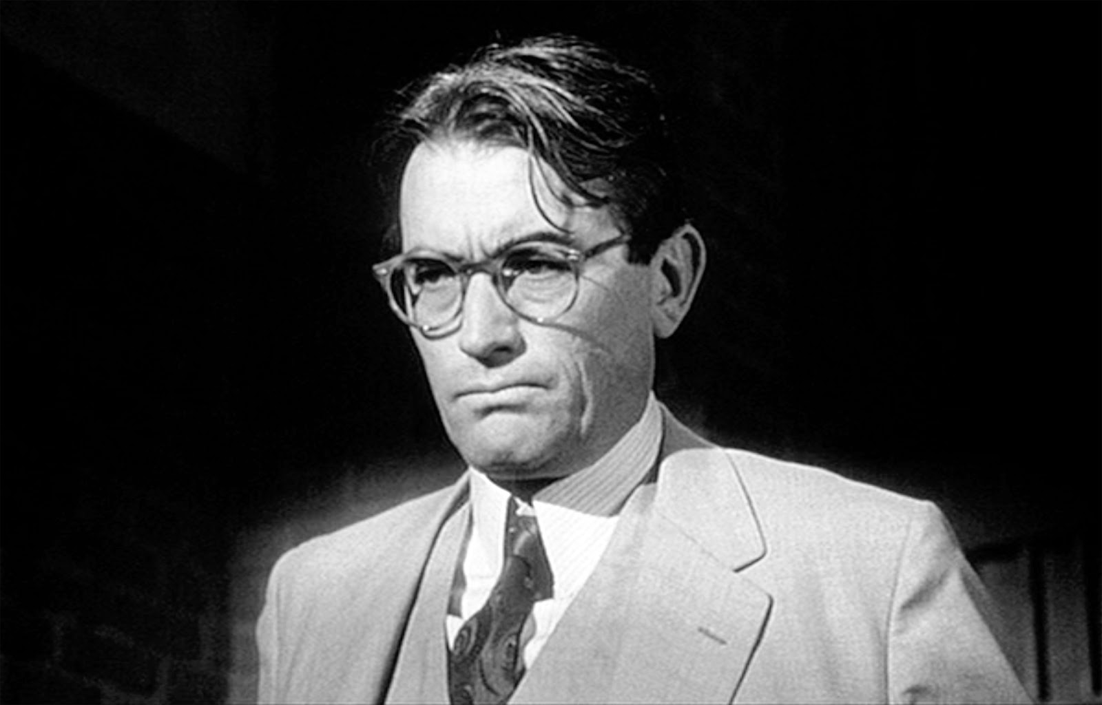 How does Atticus change over the time span of To Kill a Mockingbird?