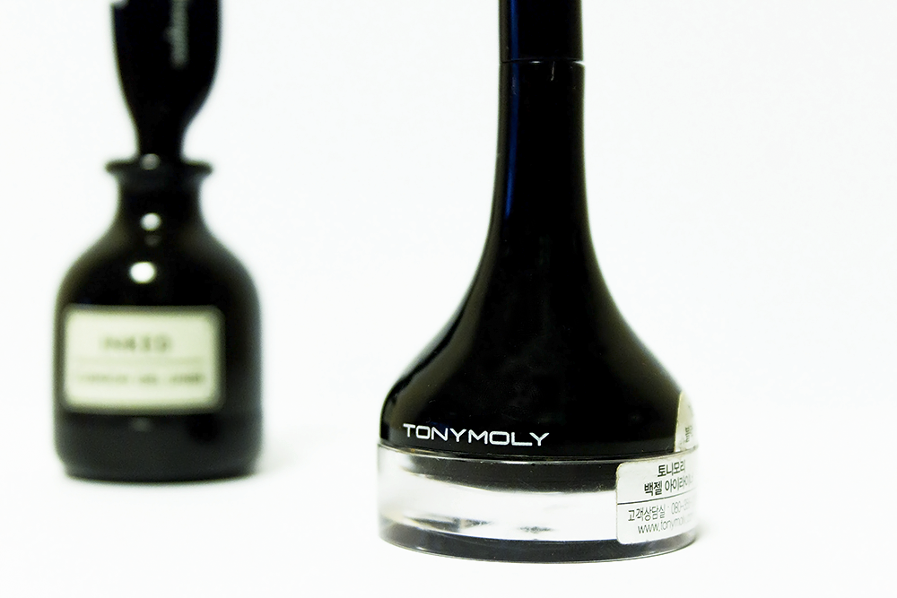 Tony Moly Backstage Gel Eyeliner packaging
