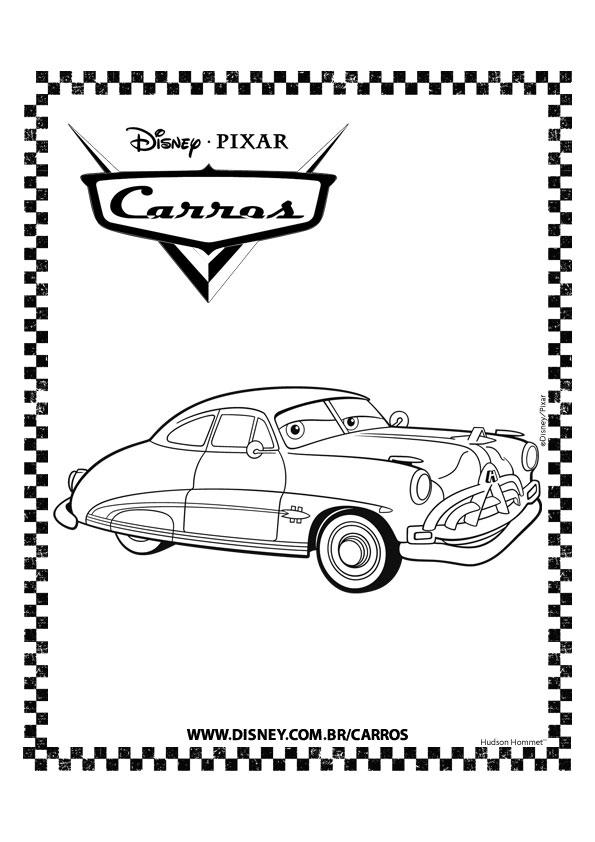 Ausmalbilder Zum Ausdrucken Ausmalbilder Disney Pixar Cars