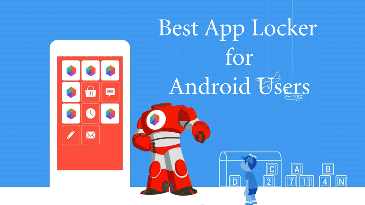 download the best app locker for android for free