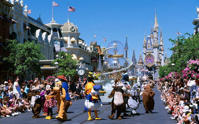 Sejarah Disney World
