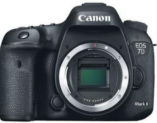Review Spesifikasi dan Harga Kamera Canon EOS 7D Mark II