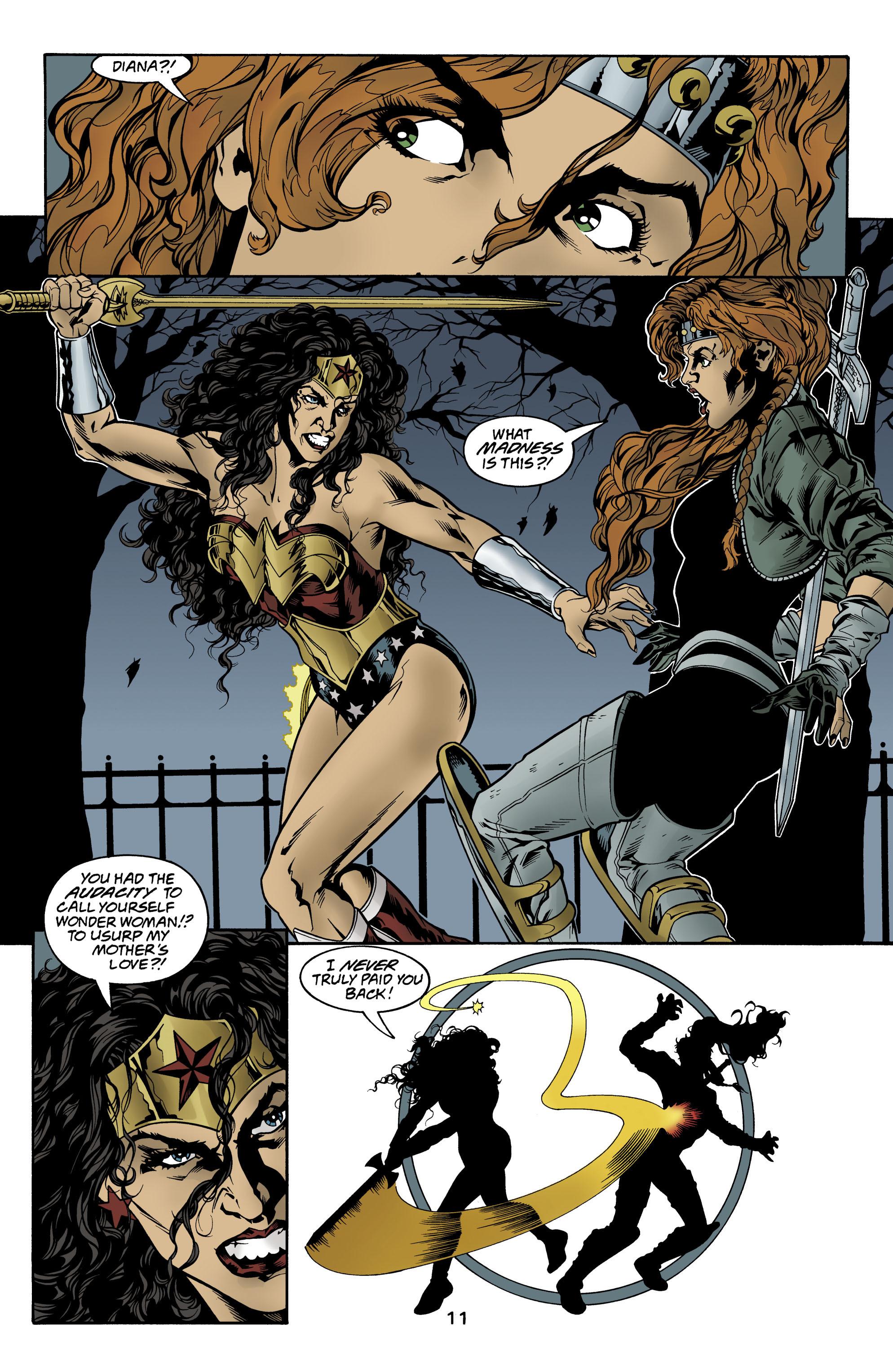 Read online Wonder Woman (1987) comic -  Issue #156 - 12