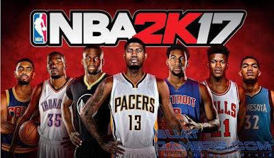 Download NBA 2K17 v0.0.27 Apk + Data Mod Unlimited Money