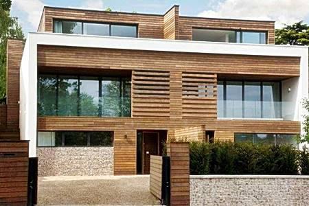 Rumah Unik dan Alami Terbaru