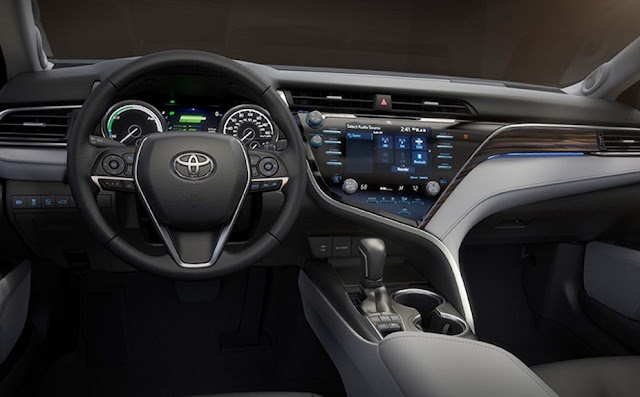 New 2018 Toyota Camry Design And Performance Experience