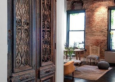 Oude deuren als decoratie wonen 2019