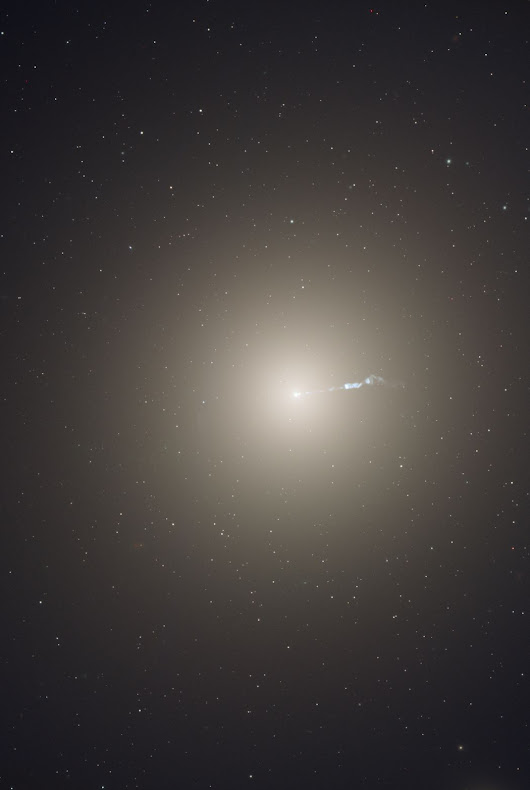 💫Elliptical galaxy M87