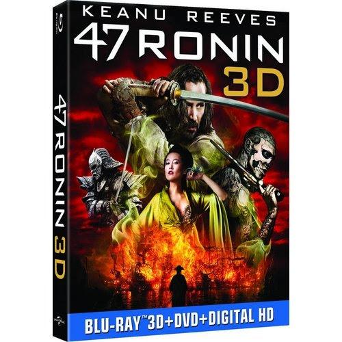 47 Ronin 3D SBS Latino