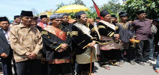 Tatacara Pengangkatan Penghulu Minangkabau