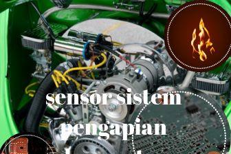 5 Sensor sensor pada sistem pengapian komputer mesin EFI