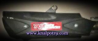 Harga Terbaru Knalpot R9 Misano New CB150R